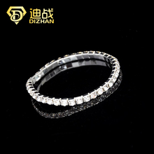 1 PCS top quality Individuality  Crystal Braclet Fashion jewelry wholesale rhinestones elasticity bracelet for women accessories