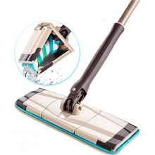 NEW Rotating Mop 360 Spin Mop Spray Mop Floor Cleaning Mop Easy Mop Bucket Dust Mop Magic & Easy & Microfiber Mop Electric Broom(China)