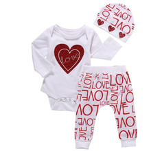 Rushed Price 1Set baby clothing Sweatshirt Tops +Long Pants Outfits Baby Girl Clothes sets Girl's Tracksuit roupas infantis