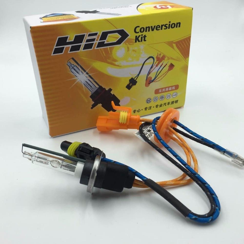 Fast start hid bulb H1 H3 H7 H11 9005 9006 880 881 55w 4800LM unti-UV HID bulb 35W hid lamp AC xenon bulb 1 pairs<br><br>Aliexpress