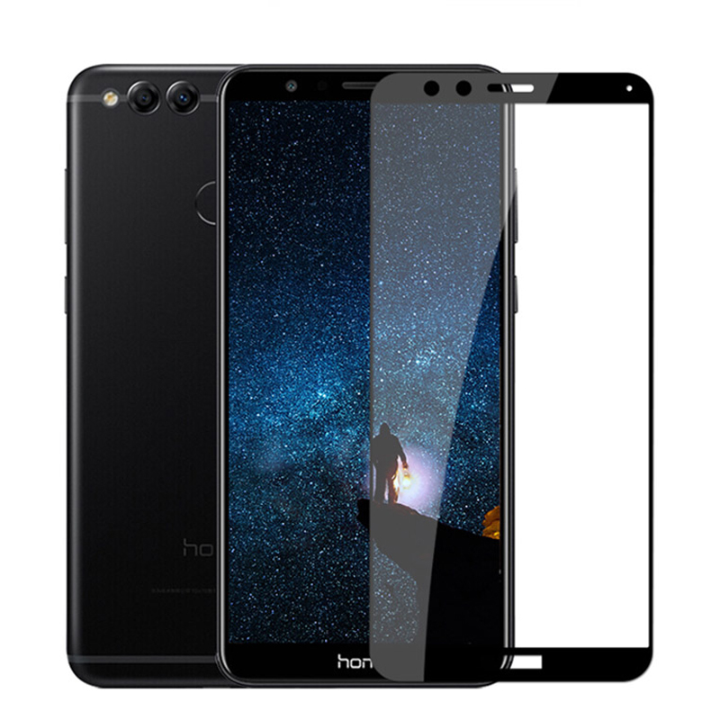 LEPHEEF-for-Huawei-Honor-7X-Tempered-Glass-for-Huawei-Honor-7X-Screen-Protector-Protective-Film-Full