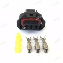 3 Pin 936060-1 Female Ford Falcon BA / BF Aux MAP Sensor Connector XR6 Turbo Models Alternator Repair Connector For Bosch(China)