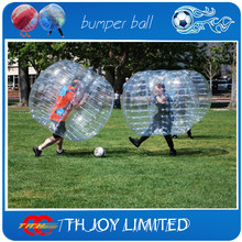 1.5m PVC  inflatable soccer zorb ball,football inflatable body zorb ball,inflatable ball suit
