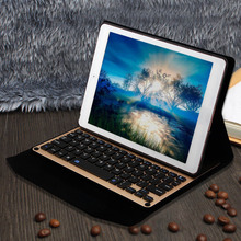 Besegad Wireless Bluetooth Keyboard Stand Holder Cover Case Bracket for Apple iPad Air / Air 2 / Pro / New iPad 2017 9.7 Inch