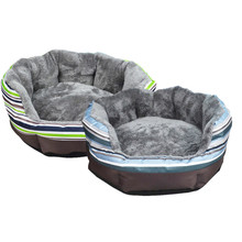 1pcs Hot Selling Comfortable Pet Nest Cat Kennel Can Be Washable Sofa Winter New Dog Bed Puppy Products Pet Sleeping Bag