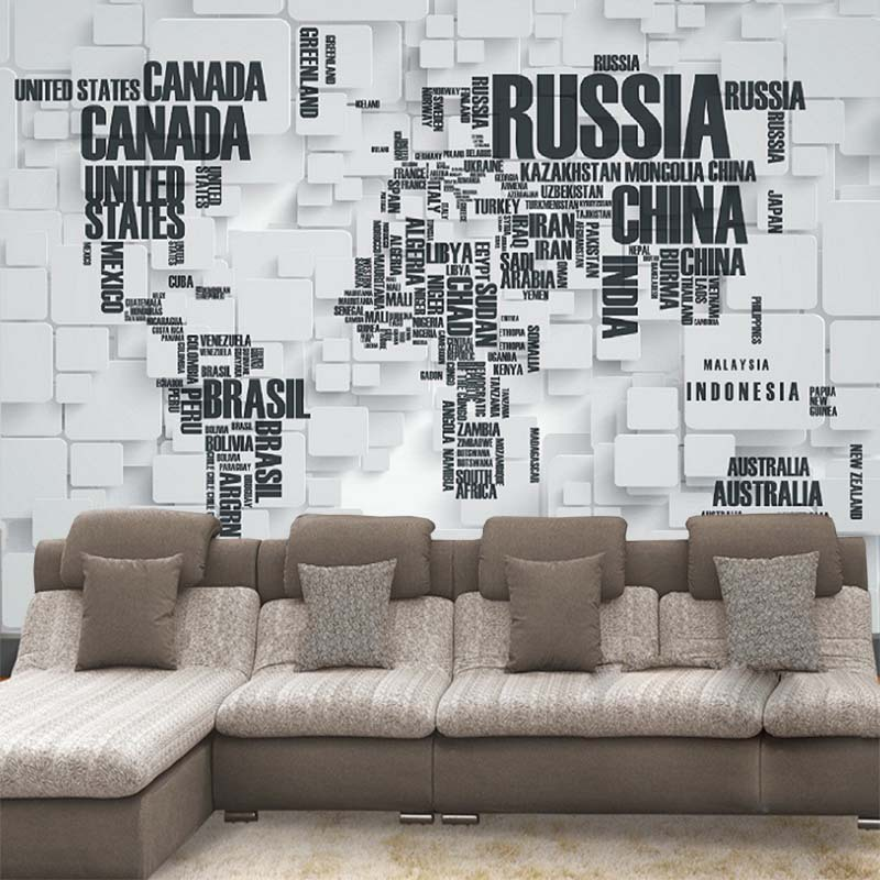 World wall map mural best wall 2018 map wall mural mp4946m by york gumiabroncs Choice Image