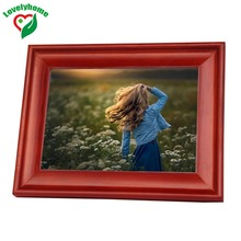 Cherry Cheap Wooden Frames High Quality Various Sizes Family Frames Solid And Durable Vintage Picture Frames(China)