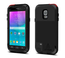 Note 4 Original Love mei Waterproof Case For Samsung Galaxy Note 4 N9100 case Dropproof Aluminum case Powerful shockproof Case
