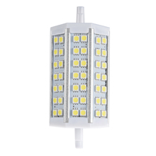 R7s J118 Energy Saving White 42 SMD LED Halogen Light Lamp Bulb 10W(China)