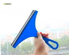1PC New Simple Durable Window Mirror Car Windshield Squeegee Glass Wiper Silicone Blade Cleaning Shower Screen OK 0041