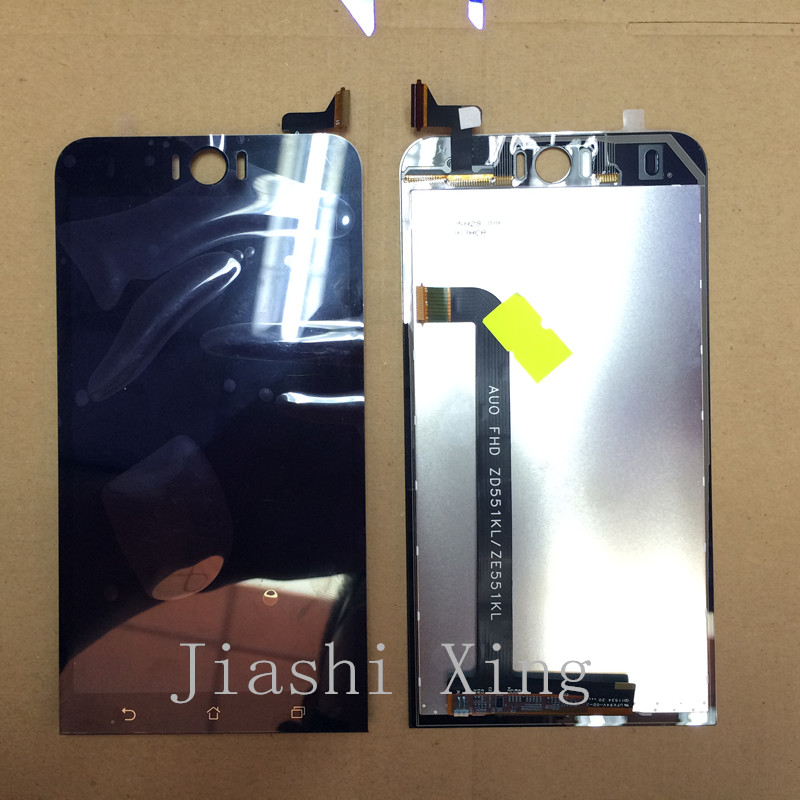 ZD551KL LCD Display+Touch Screen Panel Digital Accessories For ASUS Zenfone Selfie ZD551KL 5.5 inch Smartphone Free shipping<br>