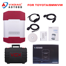 VXDIAG Diagnostic Tool for BMW Icom Programming / Coding for Toyota for VW ODIS V4.0.0 Functional Diagnostic Scanner(China)