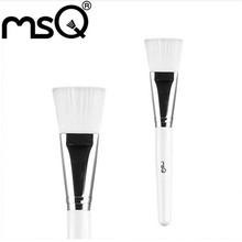 Professional Facial Mask Brush Face Cosmetic Beauty Makeup Brush Tool Soft Synthetic Hair Wood Handle Facial Brushes maquiagem