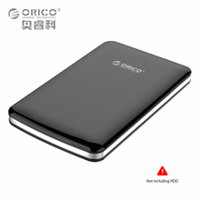 ORICO Tool Free USB 3.0 to SATA 2.5 inch External Hard Disk Drive Enclosure Case (7mm & 9.5mm) Built with ASM Controller Chip(China)