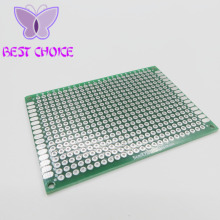 10PCS Double Side Prototype PCB nned Universal Breadboard 5x7 cm 50mmx70mm