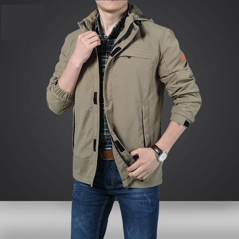 Hot Sale Mens Outdoor Jackets And Coats Waterproof Windproof Treking Travelling Camping Breathable Plus Size Quick Dry Clothes<br>