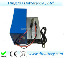 36V 18Ah Rechargebale Lifepo4 Electric Vehicle Battery Pack with BMS