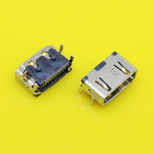 HD-046    19pin HDMI female Jack Connector VGA Connector For laptop samsung hp dell acer lenovo etc short type