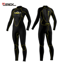 wetsuit 5mm wetsuits women diving suits zipper sleeve neoprene surf wet suit jumpsuit full bodysuit wetsuit kayak
