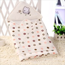 2017 bamboo Baby blanket newborn swaddle bedding Infant maillot breathable and comfortable envelope for newborns baby cobertor