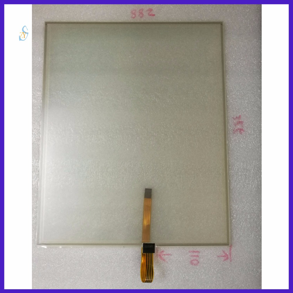 ZhiYuSun 355mm*288mm  17inch 4-wire resistive touch panel  355*288 this is compatible <br>