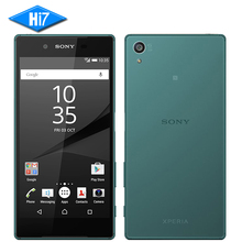 "NEW Original Sony Xperia Z5 E6683 Mobile Phone Octa Core 3G RAM 32G Dual SIM 23.0MP ROM Android 4G LTE 5.2"" 2900mAh Cell Phone(China)"