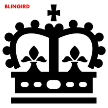 High Quality Crown Car Decal Sticker Buy Cheap Crown Car Decal