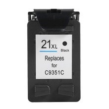 Cartridge for HP 21 21 XL Black Ink Cartridge 21XL For HP Deskjet F380 F2280 F2100 F2180 F4100 F4180 D1530 D1320 D1455 Printer