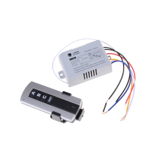 HOT 3 Channel Wireless Remote Control Switch Digital Remote Control Switch for Lamp & Light 23A12V Switches(China)