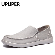 Canvas Shoes Men Breathable Casual Shoes Men Shoes Loafers Soft Comfortable Outdoor Flat Lazy Shoes Male Chaussure Homme