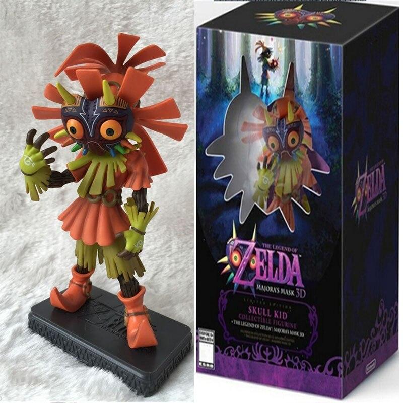 Link Zelda Legend of Zelda Figure Game Legend of Zelda Skull Kid Majoras Mask ONLY Limited-Edition Legend of Zelda Majoras Mask<br><br>Aliexpress