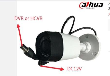 Dahua Analog Camera 720TVL HDIS Water-proof IR Mini Bullet Camera infrared 20m Smart IR IP66 waterproof  DC12 V  DH-CA-FW18R-IR2<br>