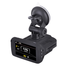 Car doctor DVR Camera Radar Detectors Dash Camera Video Recorder HD Anti Radar Detector Alarm Vehicle Speed Control GPS Tracker(China)