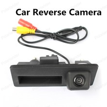 best selling 170 degree Backup Car Rear View Camera CCD For Audi A4/Audi A4L/S5/Q5/A8L/09/10 Passat / Tiguan / RS6/12
