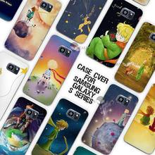The Little Prince Clear Case Cover Coque Shell for Samsung Galaxy S3 S4 S5 Mini S6 S7 Edge Plus(China)