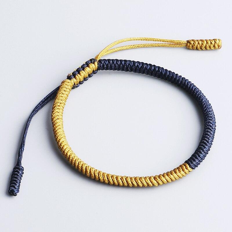 Handmade Tibetan Good Luck Knot Bracelets