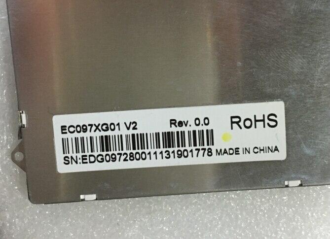 9.7 inch LCD screen EC097XG01 V2<br>