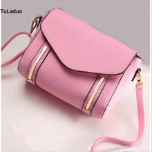 TuLaduo Bright Colors Fashion Beach Bag Special Design Nice Looking Baobao Sweet Good Match Women's Handbag Bag Ladies Shoulder