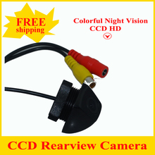 Free Shipping Free shipping!! SONY CCD CAR REAR VIEW REVERSE BACKUP PARKING CAMERA FOR BMW X3/ For BMW X5/For BMW X6(China)
