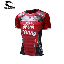 Sale SEA PLANETSP soccer jerseys 2017 survetement football 2016 maillot de foot training football jerseys M1007