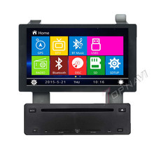 NAVITOPIA Car Video Player 7inch Car DVD For Nissan Teana Stereo Radio Car Auto Electronics In Dash 2 DIN GPS Navigation