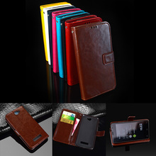 Luxury Protective Fundas For tele2 mini case Wallet Flip Leather + silicone Cover For tele 2 mini cover coque phones funda pouch(China)