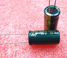 20pcs/lot 35V 1000UF 1000UF 35V 10*20 power supply special high-frequency crystal Electrolytic Capacitor