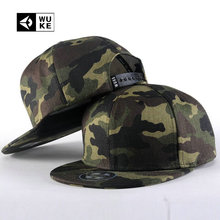 [WUKE] 2017 Polo Baseball Cap Men Camouflage Petten 5 Panel Snapback Hat For Women Touca Gorras Planas Hip Hop Casquette Chapeau(China)