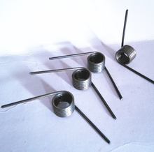 China Manufacturer Metal Torsion Spring,1.4mm Wire Diameter x 12mm Out Diameter, Leg length: 35-50,Type 12(China)