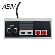 ASIV NES wired handle controller PC/USB/nes computer game handle  Retro handle USB NES Controller