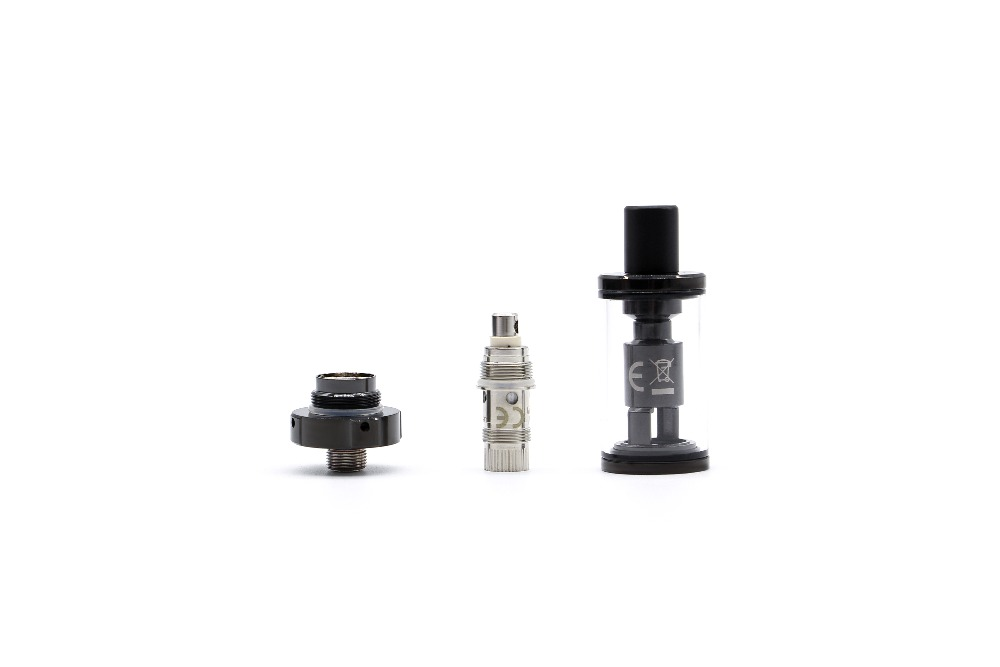 original Aspire K3 Quick Start Kit with k3 with aspire K3 tank  Nautilus BVC coils 2ml capacity vape electronic cigarette kit