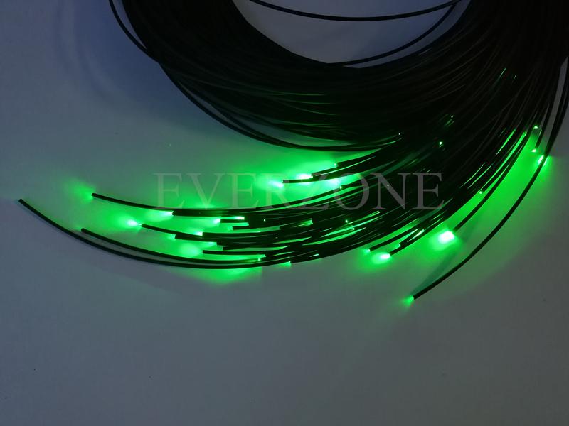 end light fiber optic cable 21