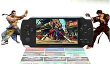 Free Shipping 1pcs 4GB 4.3 inch LCD Screen MP4 MP5 Players Games Console Handheld Game free 2000+ games ebook/FM/1.3 MP Camera