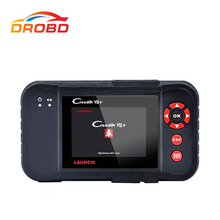 New Launch X431 CReader VII+ Professional Auto CReader Launch X431 Code Reader VII Plus Update Online Free Shipping